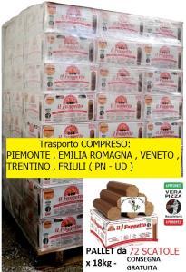 OSOLEMIO Trasporto:PIEMONTE , EMILIA ROMAGNA , VENETO , TRENTINO , FRIULI ( PN - UD )