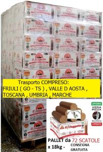 OSOLEMIO Trasporto:FRIULI ( GO - TS ) , VALLE D AOSTA , TOSCANA , UMBRIA , MARCHE