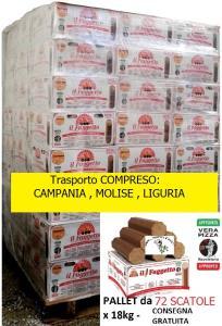 OSOLEMIO Trasporto:CAMPANIA , MOLISE , LIGURIA