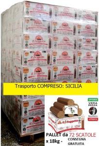 OSOLEMIO Trasporto:SICILIA