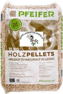 Pfeifer - Pellet PFEIFER Enplus A1 Sacco 15kg