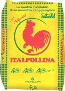 ITALPOLLINA - ITALPOLLINA in sacco da 25kg - pollina