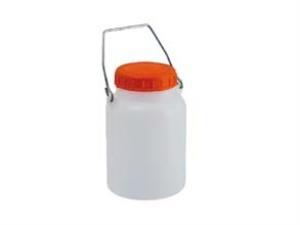 Bidone del Latte lt.2 Plastica Bocca Larga
