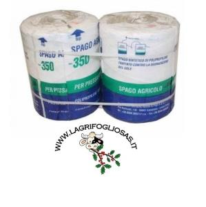 NOVATEX - Spago PP 350 Bianco IFIS - 10Kg A coppia