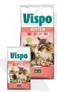 VISPO - VISPO KITTEN POLLO & RISO 1,5kg - Gattini
