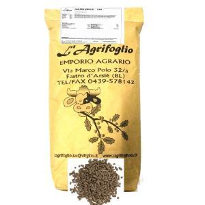 CAPRE FIBER AGRIFOGLIO CCA0s/25 - Mangime Capre da Latte top CONCAST TN NO OGM