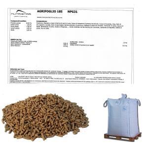 AGRIFOGLIO 185 NPG3 - Mangime Vacche da Latte CONCAST TN rinfusa
